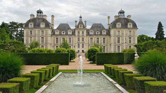Festival Of Plants Quality Villas Castillos Del Loira Valle Del Loira Castillos