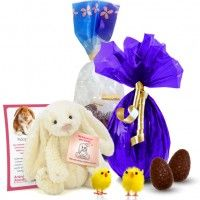 Deluxe cruelty-free Easter gift pack