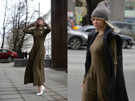 Look by blogger Marina Skater (Moscow):  #ЖЖ #женскийжурнал #мода #стиль #fashion #street #moscow #russia