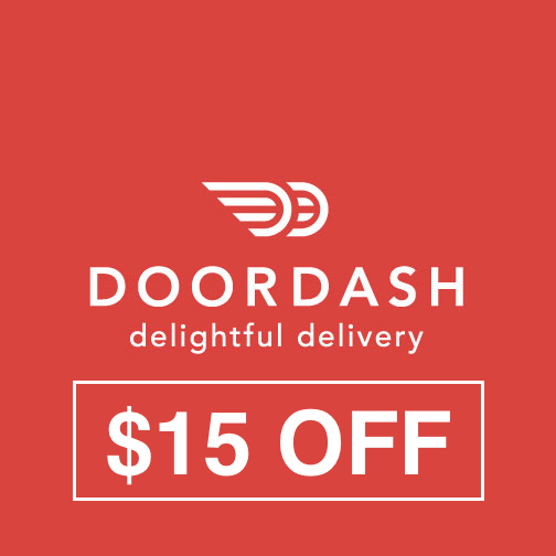 15 Off Doordash Food Delivery Promo Code Free Lunch Now In Ny