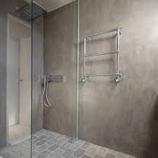 kalkverf in badkamer | pure and original | Pinterest | Wet rooms ...