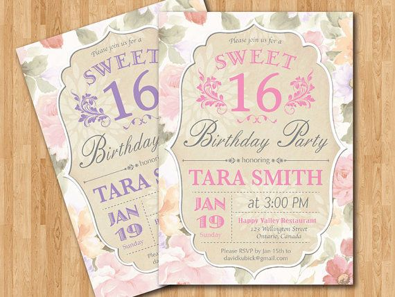 Matching wishes for baby mis quince a os invitaciones for Tarjetas de 15 anos vintage