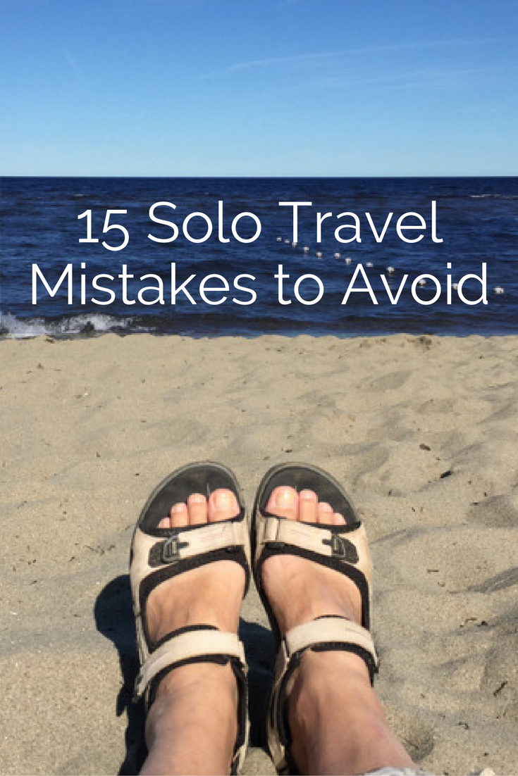 Solo Travel Mistakes + Travel Money Mistakes and How to Avoid Them