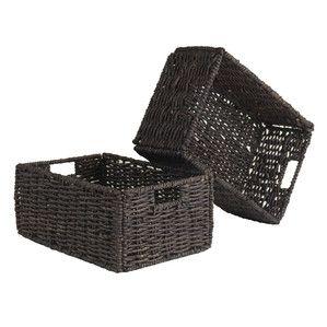 Granville Storage Basket (Set of 2)