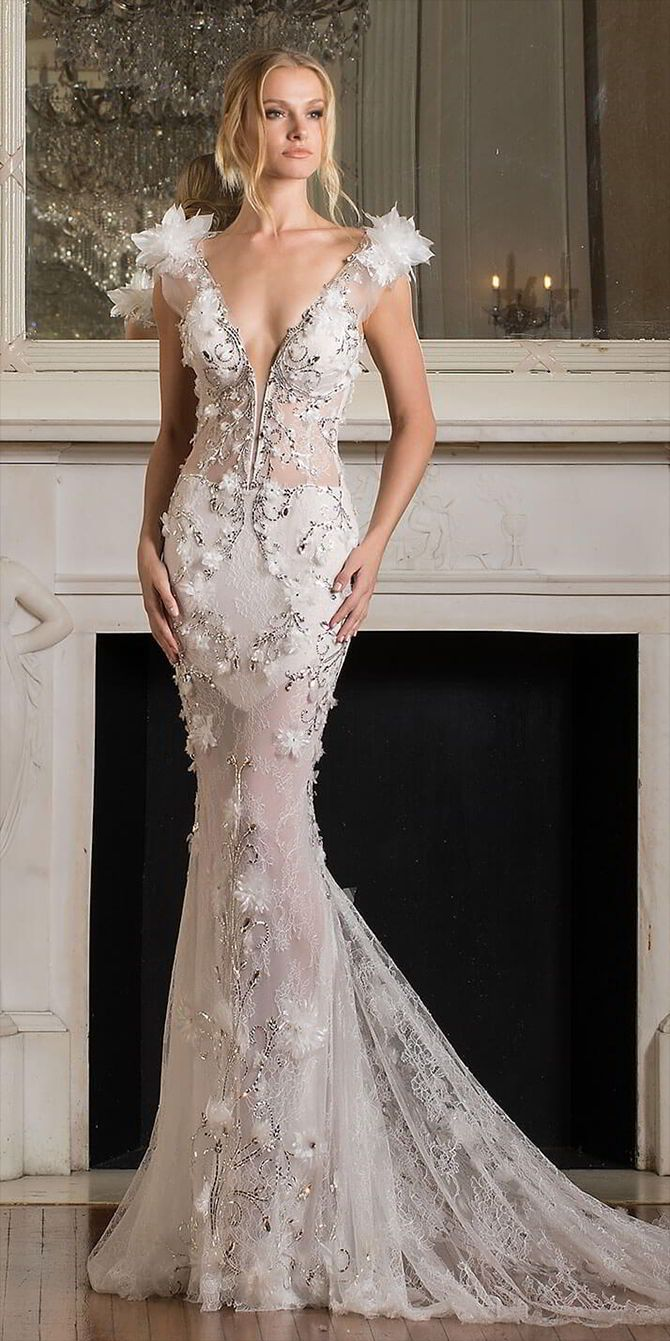 Pnina Tornai 2017 Wedding Dress