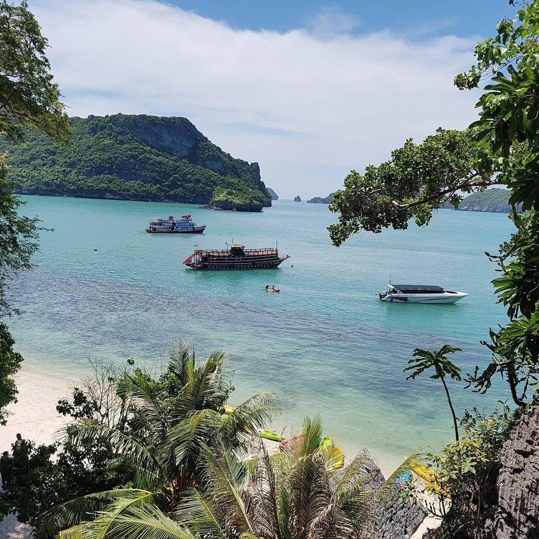 Ang Thong Marine Park, Koh Phangan