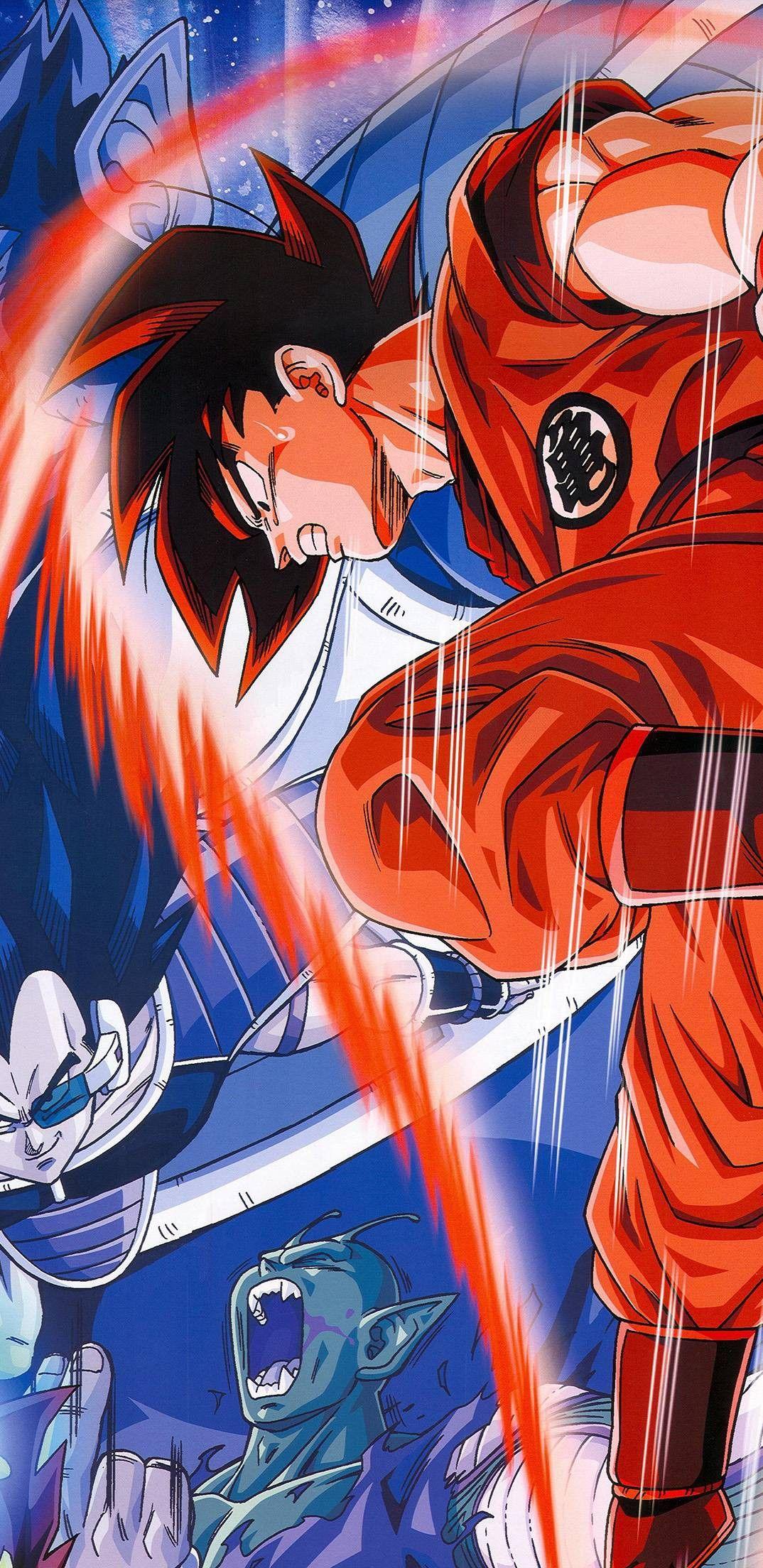 Pin by Ruby on Wallpapers Anime, Dragon ball, Dragon ball z