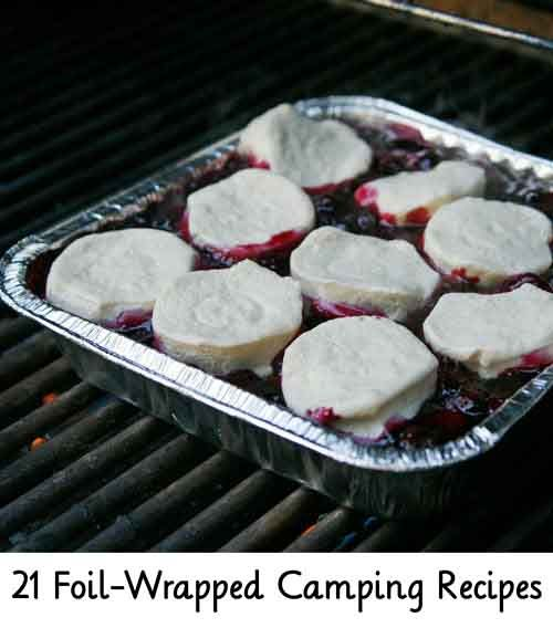Best Camping Recipes Easy Camping Food Ideas: 21 Foil-Wrapped Camping Recipes