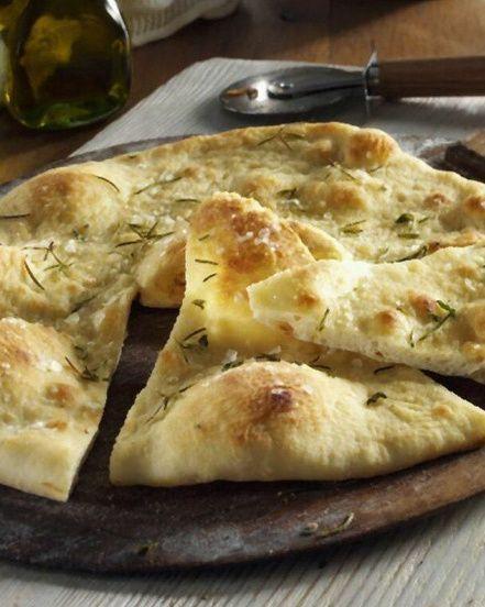 Pizzabrot mit Knoblauch – wie beim Lieblingsitaliener!