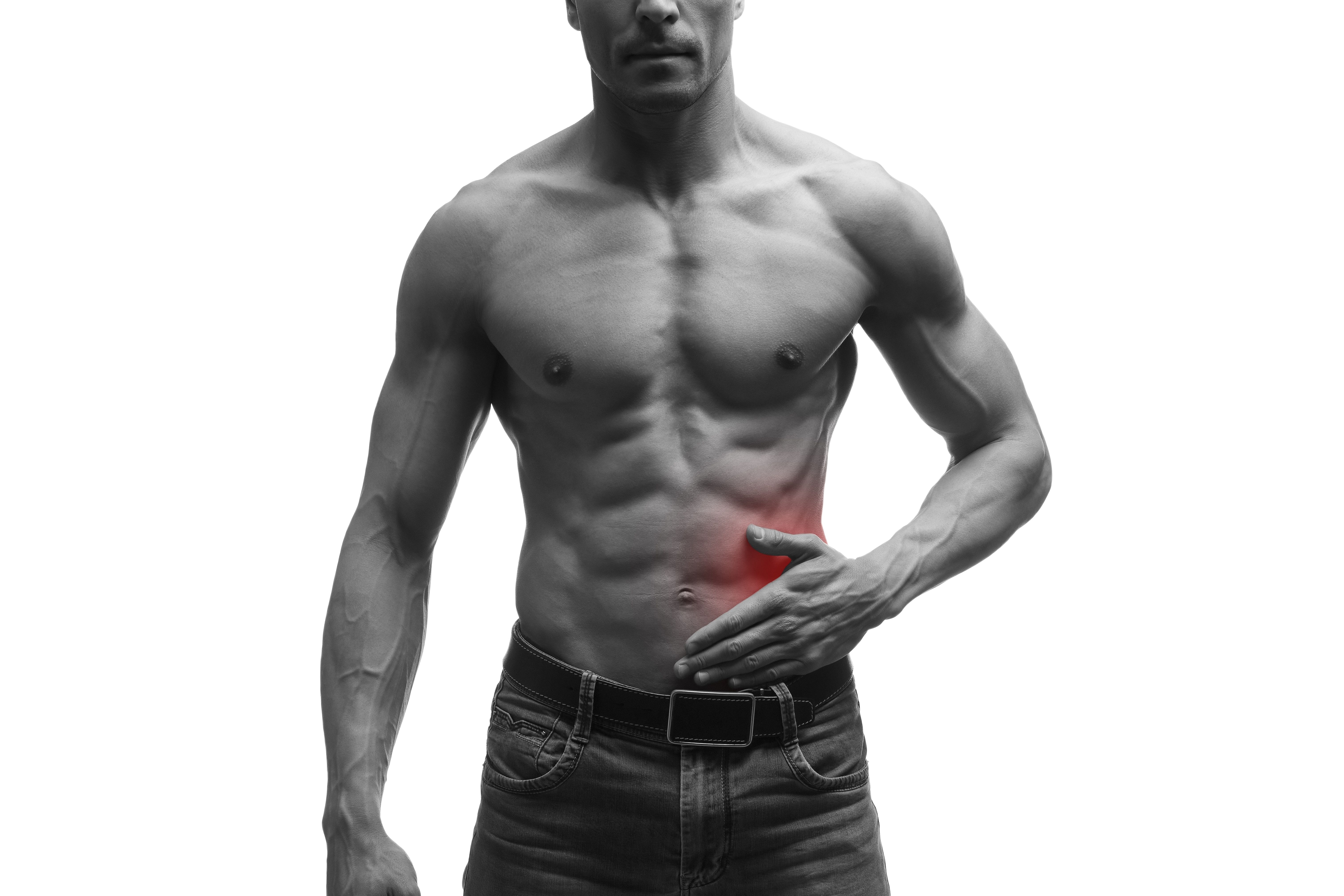 10 Causes of Pain in the Lower Left Abdomen (if You're a Guy