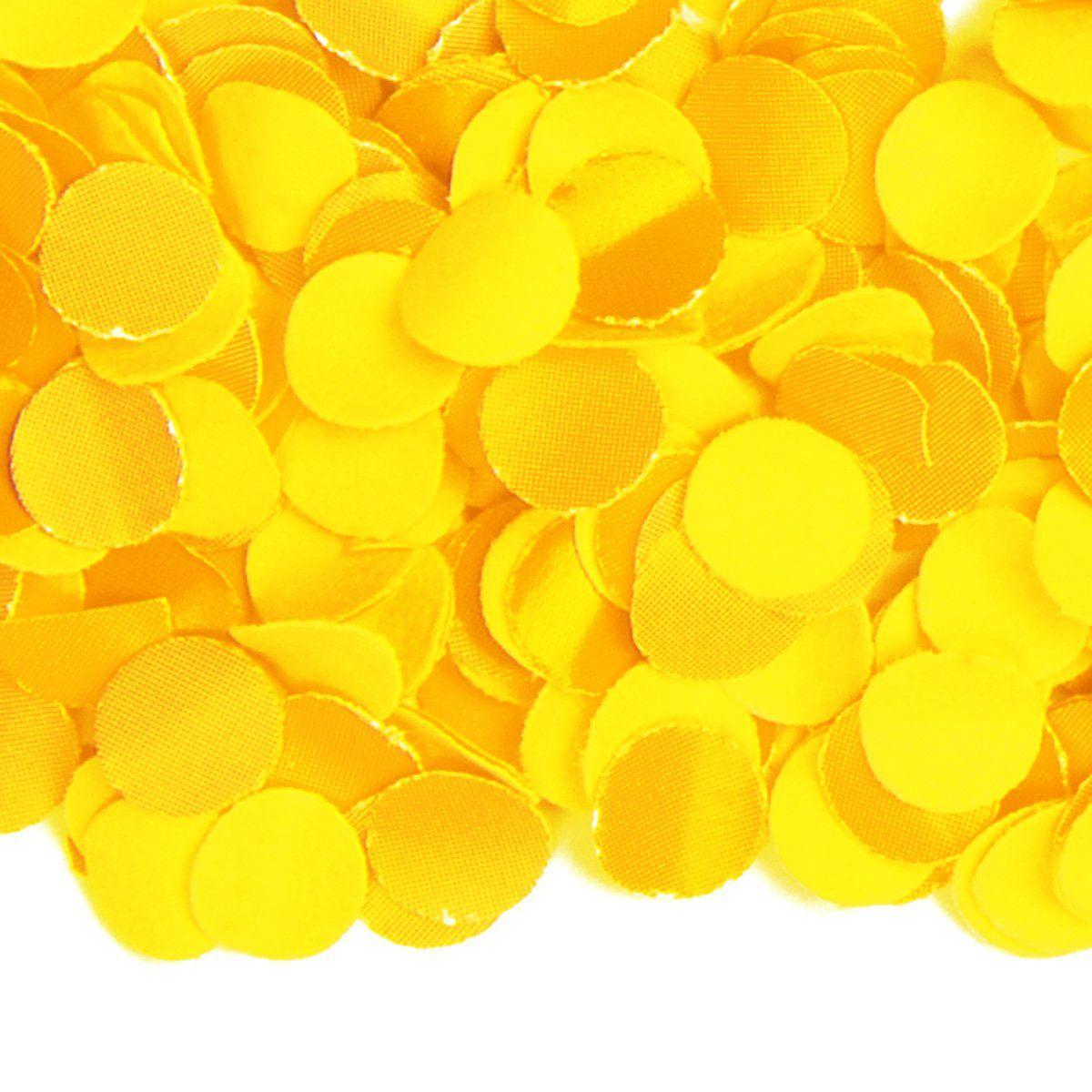 Der Spielzeugtester Hat Das Luxus Konfetti Gelb Aus Papier 100gr Confetti Party Feier Hochzeit Kindergeburtstag Geburtstag Pinata Fullung Deko Yellow