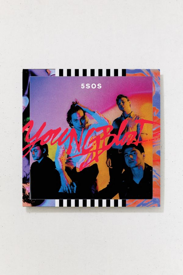5 Seconds Of Summer Youngblood Lp 5 Seconds Of Summer Second Of Summer Ghost Of You