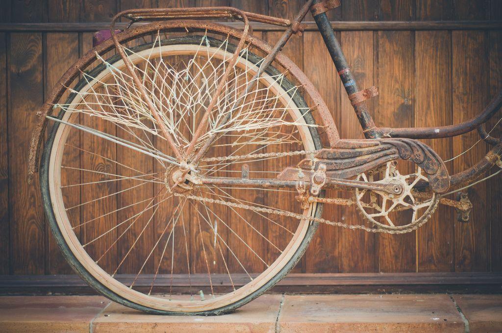 The Wheel   by marywilson's eye
