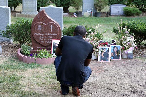 Bobbi Kristina Brown Gravesite
