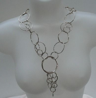 Ringo necklace by Jill Bell