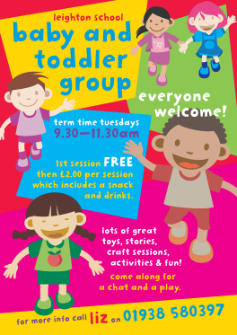 toddler group flyer google search