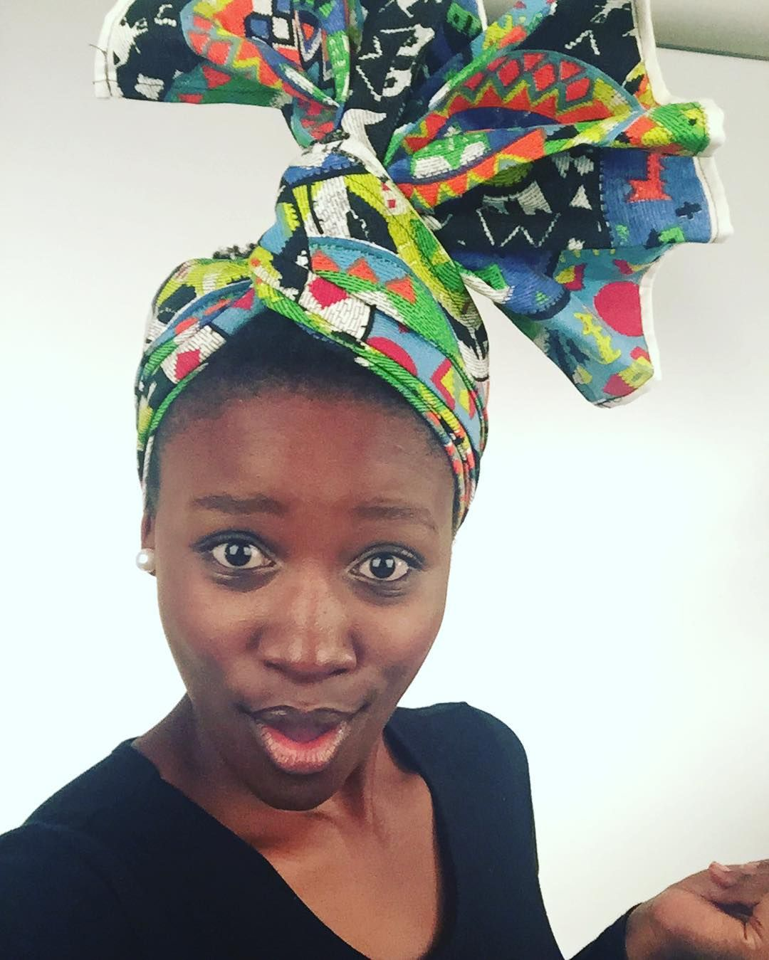 Oh you like my Head Wrap? Well order your e-book now at the Pre-sale price of R60 before the launch   Www.taji.co.za  #headwrap #headscarf #doek #duku #tuku #nje #zithandebeyps #queenin #mrsceo #atitagain #Princessofee