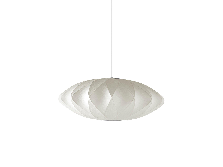 Nelson Saucer Crisscross Bubble Pendant Pendant lamp
