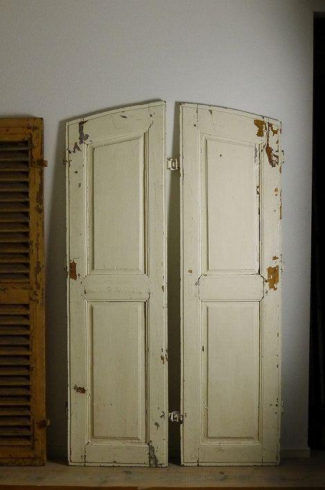 アンティーク アーチ型ヴォレb Tall Cabinet Storage Antique