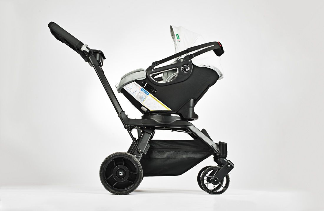 Orbit Baby Car Seat and Stroller Stylish, Functional and