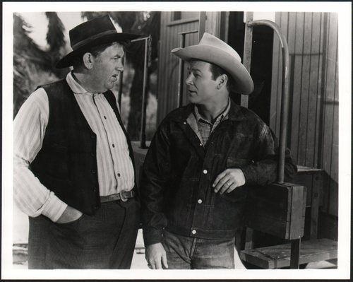Great old western movie photo