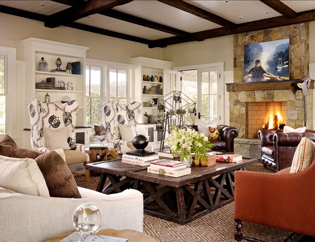 designer farmhouse living room Google Search Farmhouse