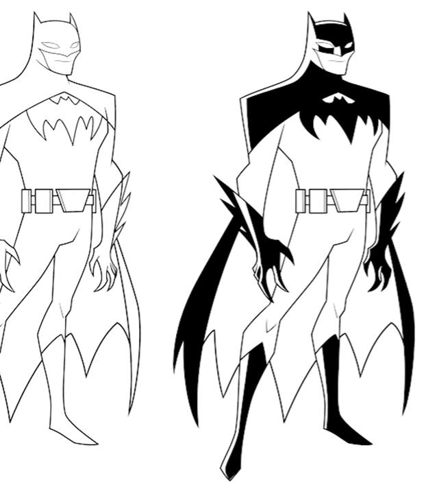 the dark knight concept