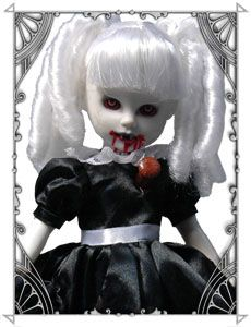 Living Dead Dolls series 19 - Orchid (variant)