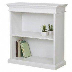 Simply Shabby Chic Small Bookcase White Small White Bookcase