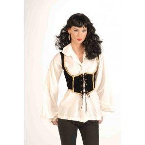 Disfraz Casero De Mujer Pirata 1001 Consejos Pirate Woman Female Pirate Costume Costumes For Women