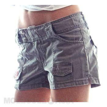 Hardworking Hip Huggers Cargo Shorts Women Clothes Shorts Outfits Women