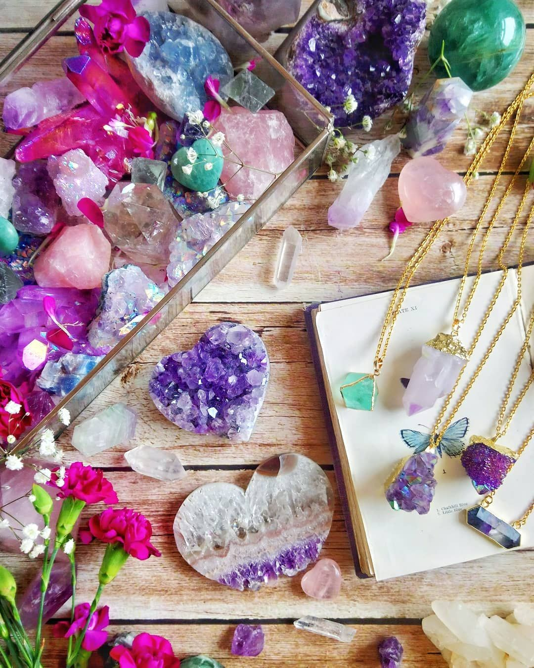 22++ Where to buy crystal jewelry viral