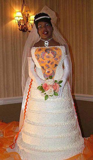 Weird Wedding Cakes | Wedding cakes | Funny wedding cakes, Walmart