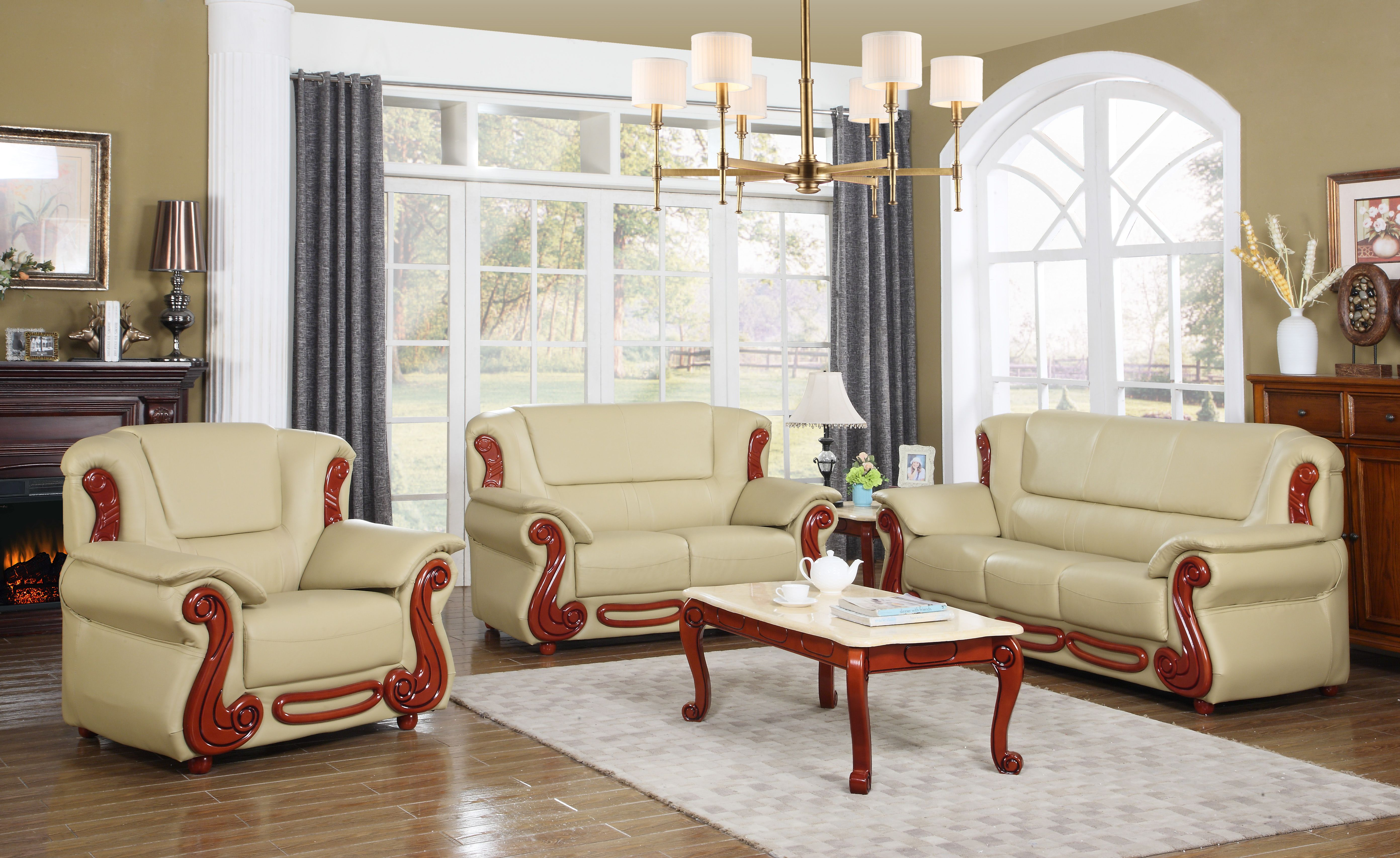 Meridian Furniture - The Bella living room collection is an ...