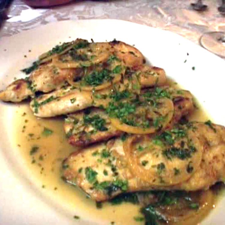 Chicken Francese Recipe, Food