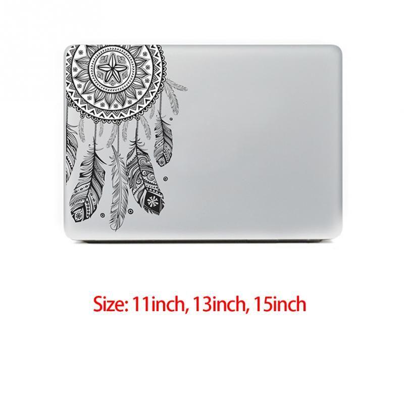 Flores de colores Laptop Skin Sticker Decal Para Macbook Air Pro ...