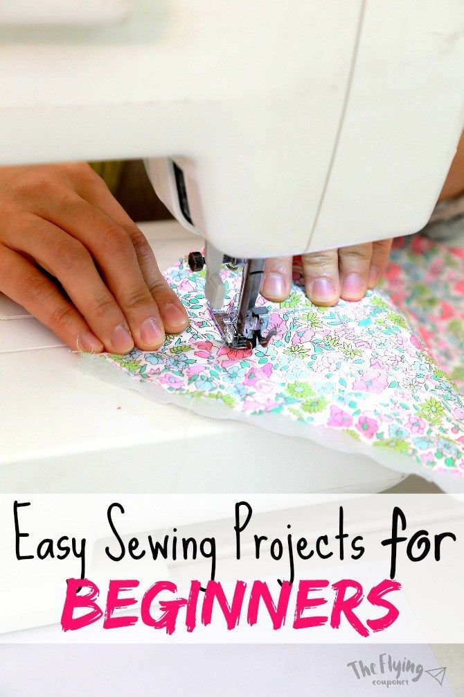 Easy Sewing Projects For Beginners Diy Mama Crafts Pinterest