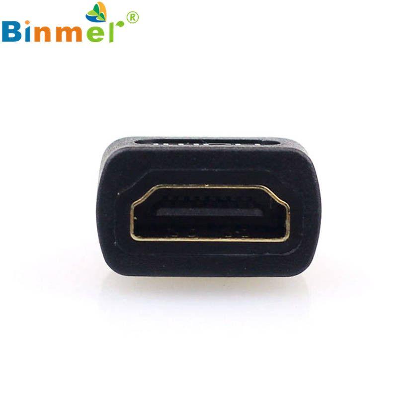 Mosunx mini hdmi stecker typ c auf buchse typ a adapter stecker für ...