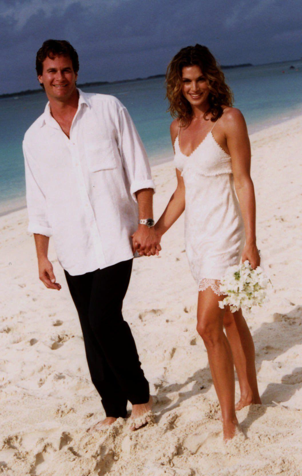 Cindy crawford and rande gerberus romance through the years tv
