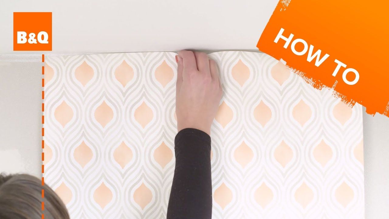 How To Hang Wallpaper Paste The Wall How To Hang Wallpaper Wallpaper Paste Wallpaper