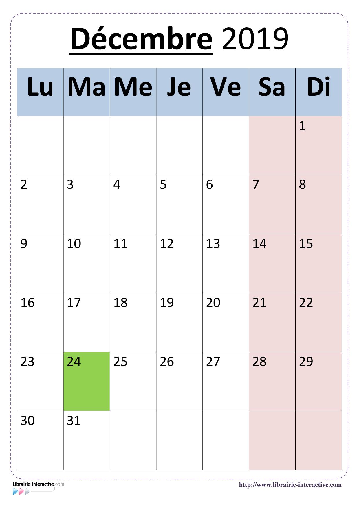 Calendrier Classe De Laurene.Une Version Simple Du Calendrier Scolaire 2019 2020 Pour Un