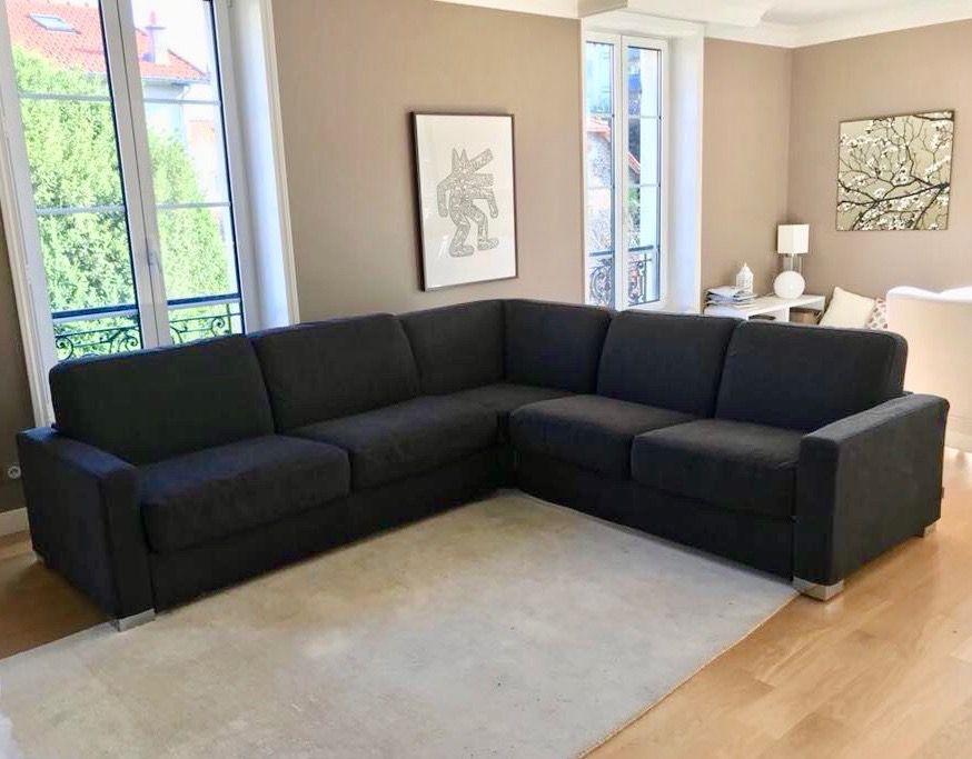 Sofa and sofa bed Duke by Milano Bedding Divano letto