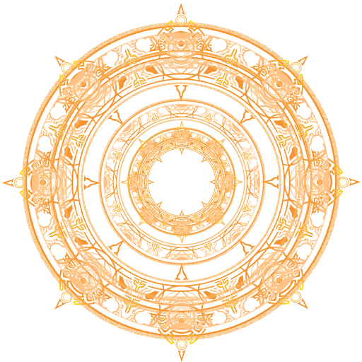 Celestial Magic Circle Magiccircle Celestial Magic Circle In 2021 Magic Symbols Magic Circle Crochet Spell Circle