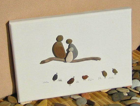 A family ot tree and birds