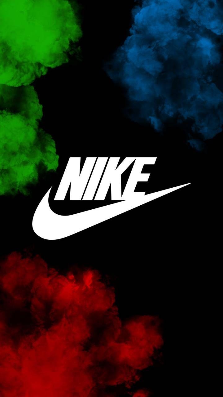 Nike Smoke Swag Logo In 2019 Nike Wallpaper Nike