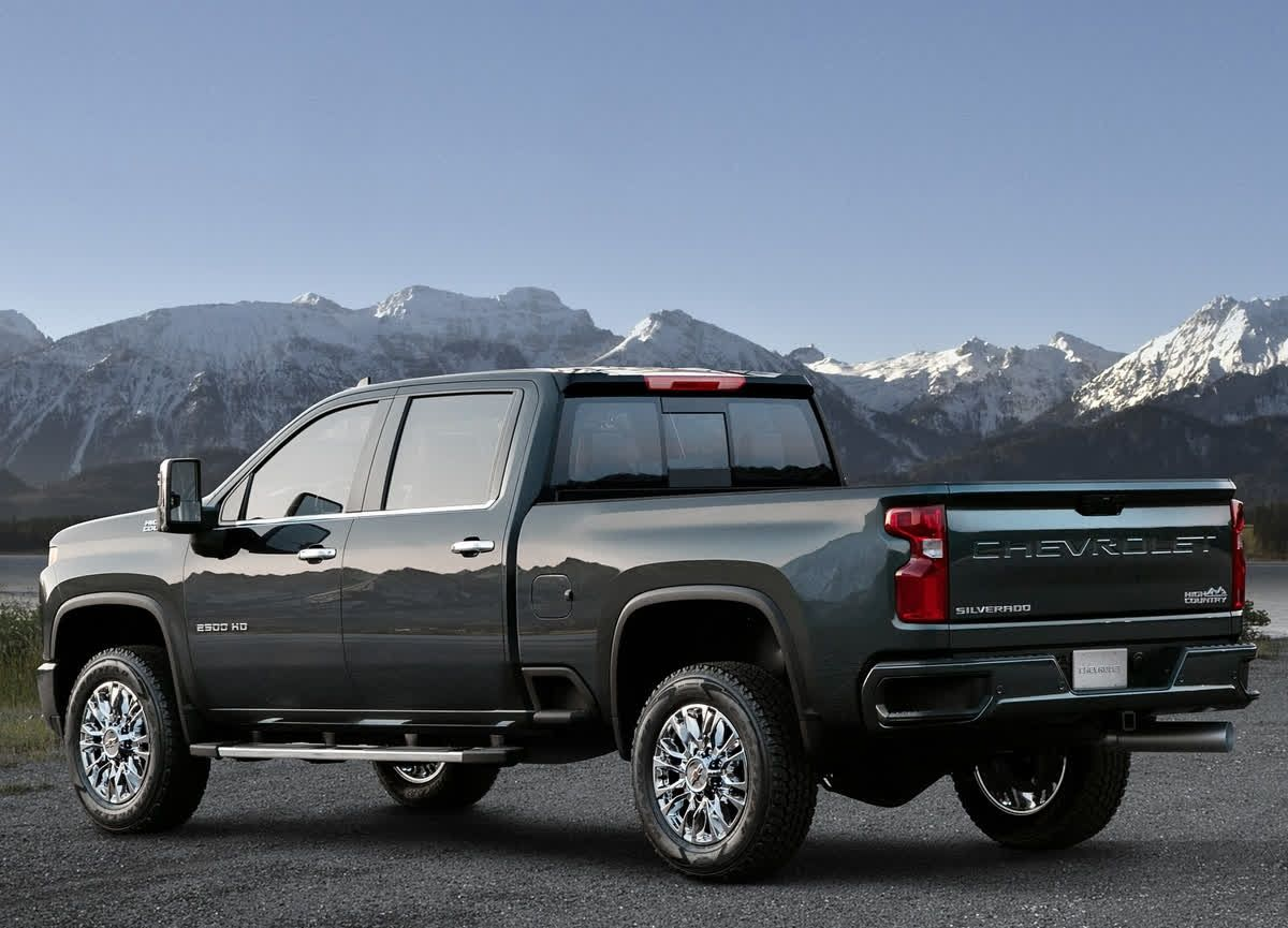 The 2020 Chevrolet Silverado Hd Has A Powerful 6 6l V 8 Gas Engine With Direct Injection For Greater Perf Chevrolet Silverado Chevy Silverado Hd Silverado Hd