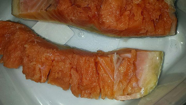 Кижуч Лента - бюджетный вариант рыбы для засолки