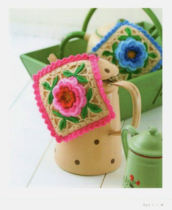 Colorful Crochet Easy Gifts And Accessories To Crochet Instant