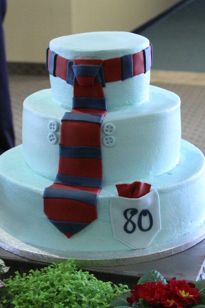 My Das 80th Birthday Cake By Wendy Oh Boy Baking Yummy