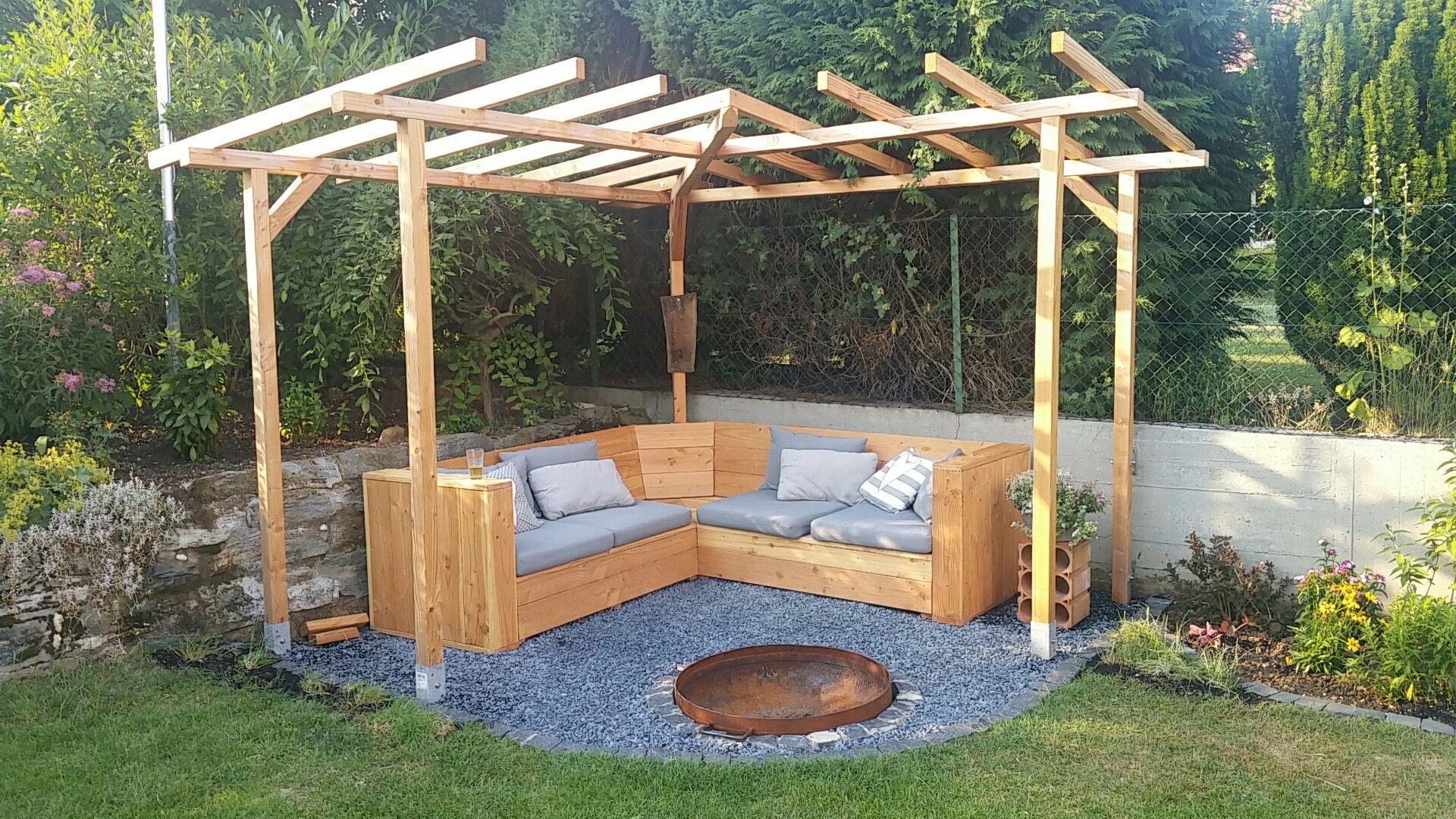 Chill Ecke   Garten, Garten ideen, Innengarten